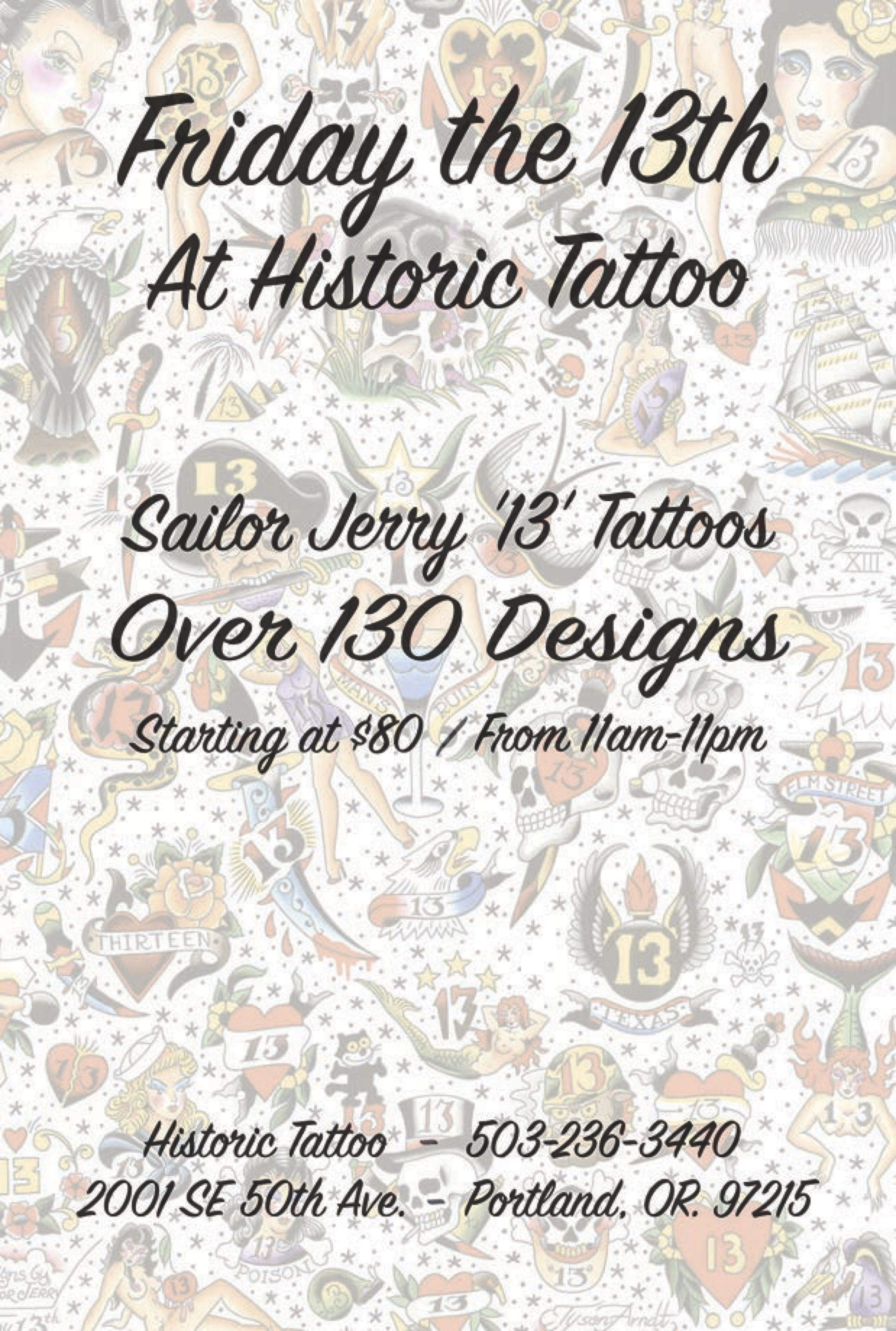 Tyson Arndt Sailor Jerry
