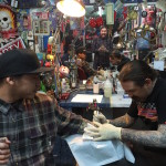 Oliver Peck Tattooing