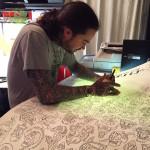 Tyson Arndt Tattoo Flash